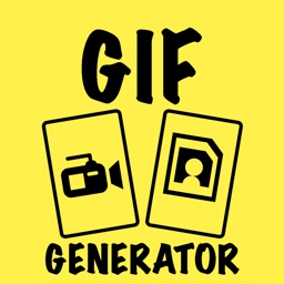 GIF Generator from Photos & Videos