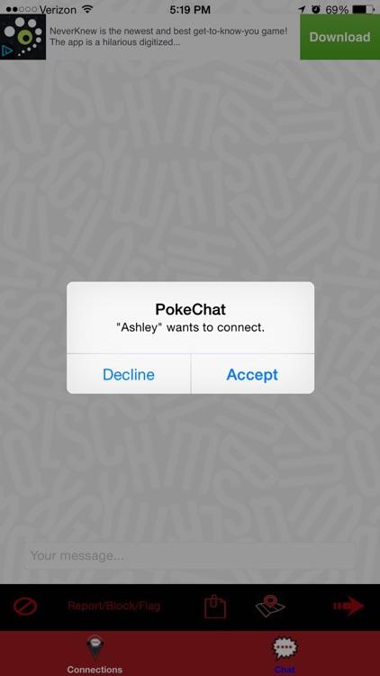 PokeChat: Chat Companion For Pokemon Go screenshot-4