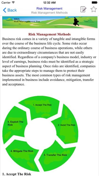 MBA Risk Management screenshot-4