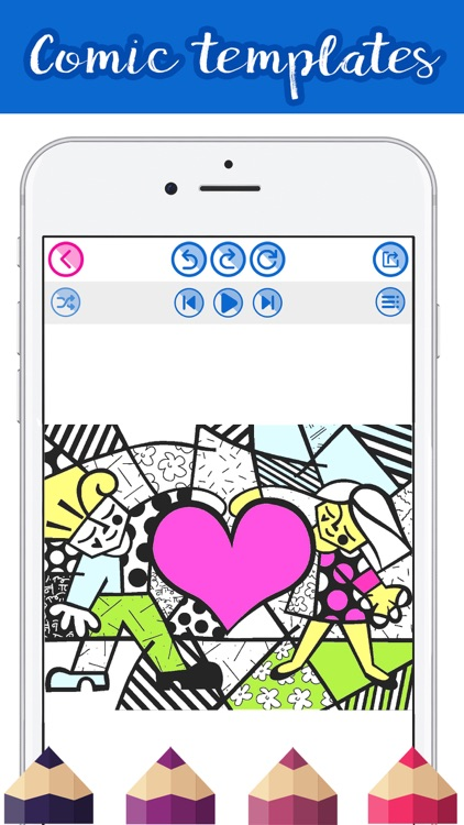 Coloring Book for Kids and Adults – Free Draw.ing screenshot-3