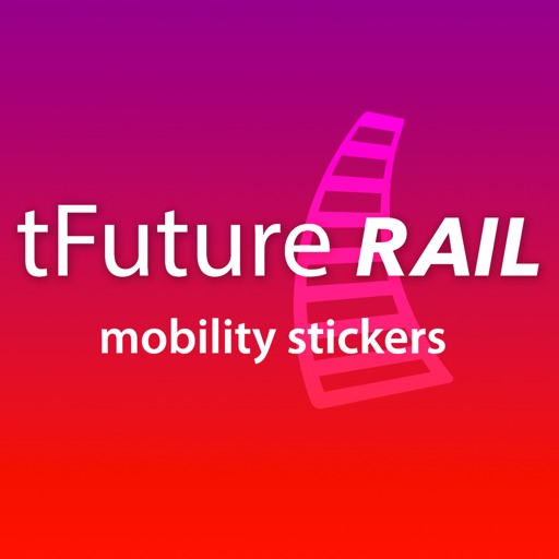tFuture Rail Stickers