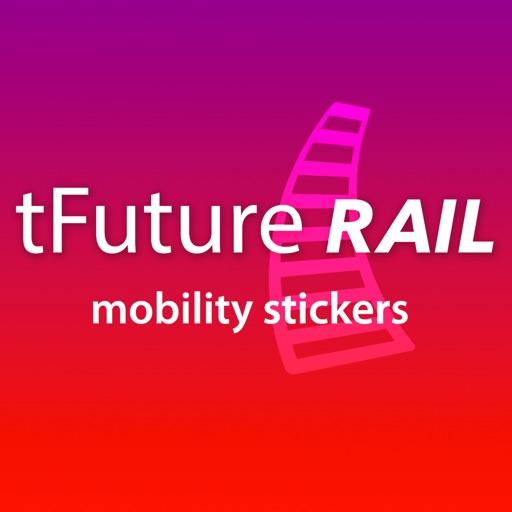 tFuture Rail Stickers