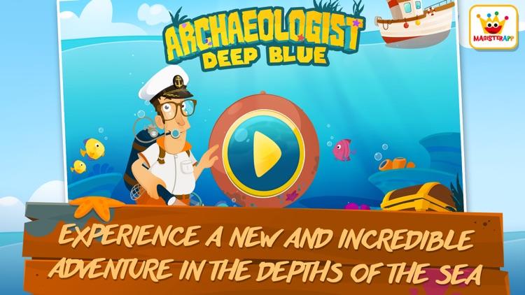 Archaeologist Educational Game screenshot-0