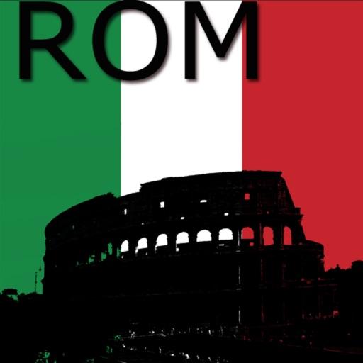 Рим Карта