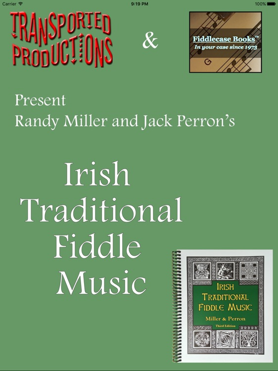 Irish Traditional Fiddle Music screenshot-0
