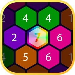 Hexa7 - hexa block puzzle