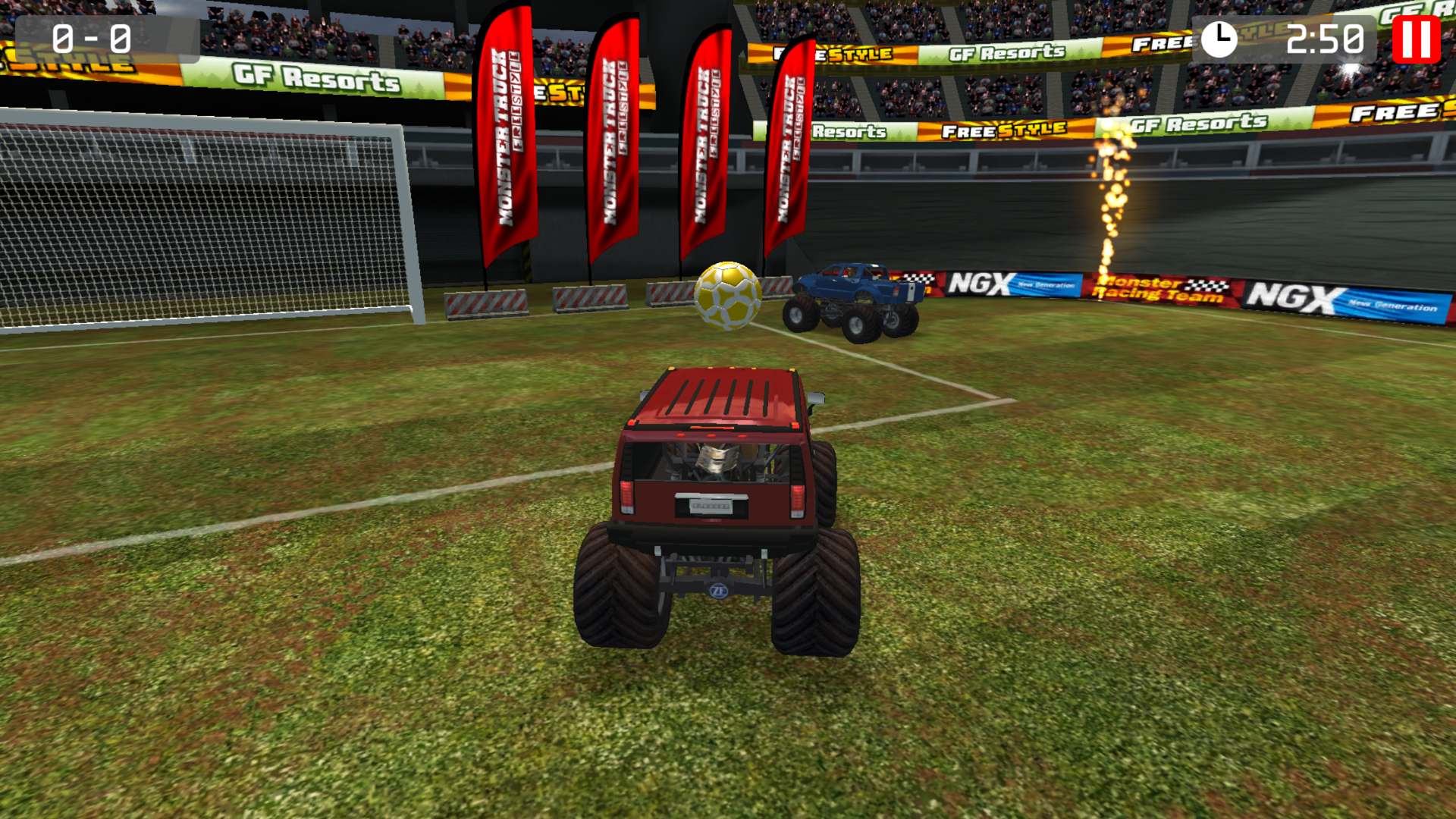 Monster Truck Soccer screenshot 15