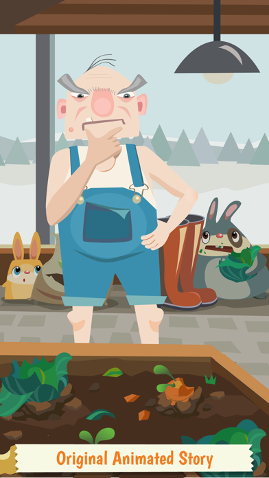 Patchmania KIDS - A Puzzle About Bunny Revenge! screenshot two