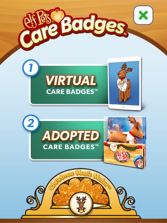 Screenshot #5 for Elf Pets® Virtual Reindeer