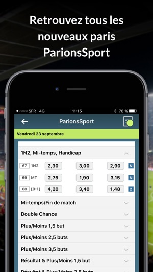 pronosoft iphone