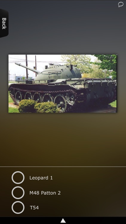 Tanks from Cold War screenshot-3