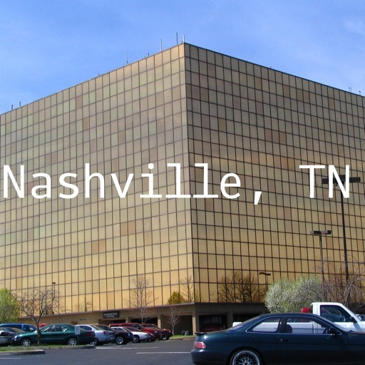 hiNashville: Offline Map of Nashville, TN