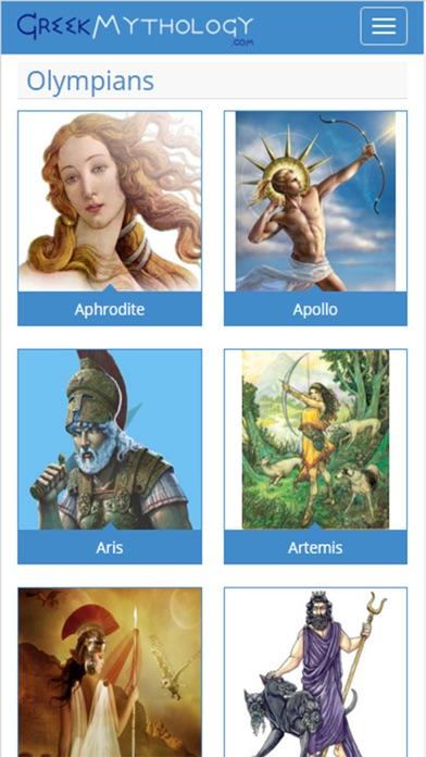Greek Mythology Pro screenshot four