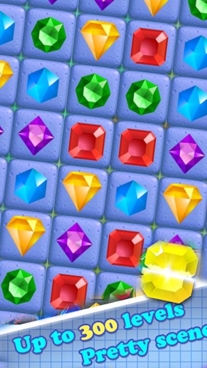 Jewels Legend Matching
