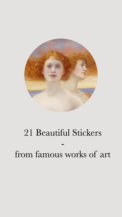 Art Stickers - Pack 1