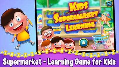 Kids Supermarket Shopping Adventure - Learn Fruits & Vegetables screenshot one