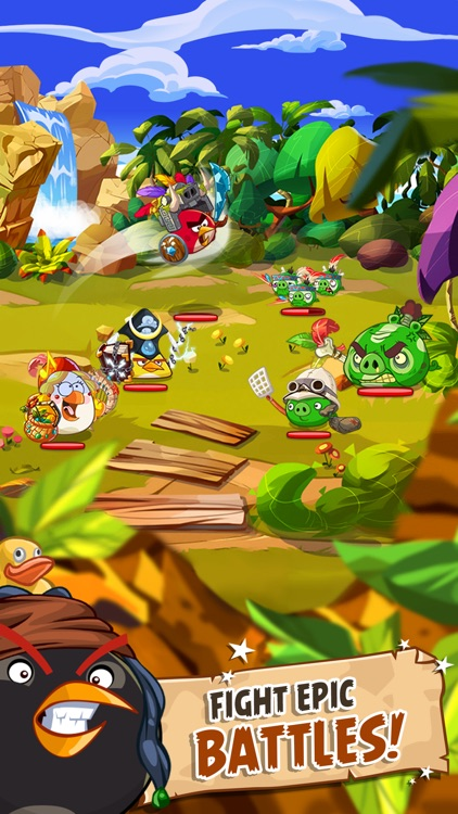 Angry Birds Epic RPG screenshot-1