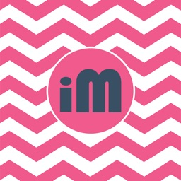 iMonogram Lite - Create your own custom wallpapers and backgrounds