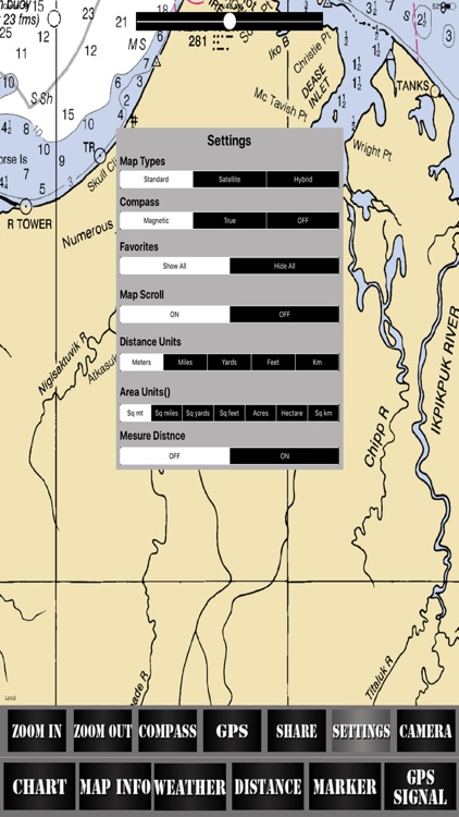 Florida USA Nautical Charts screenshot-3