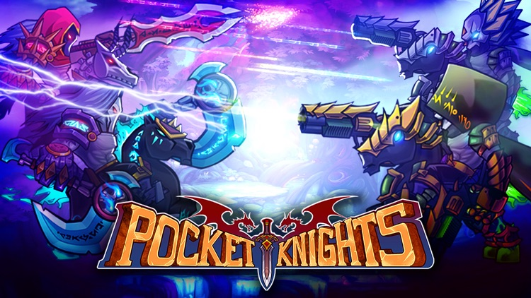 Pocket Knights screenshot-3