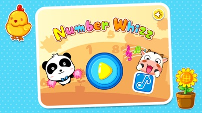 Number Whizz—BabyBus 5
