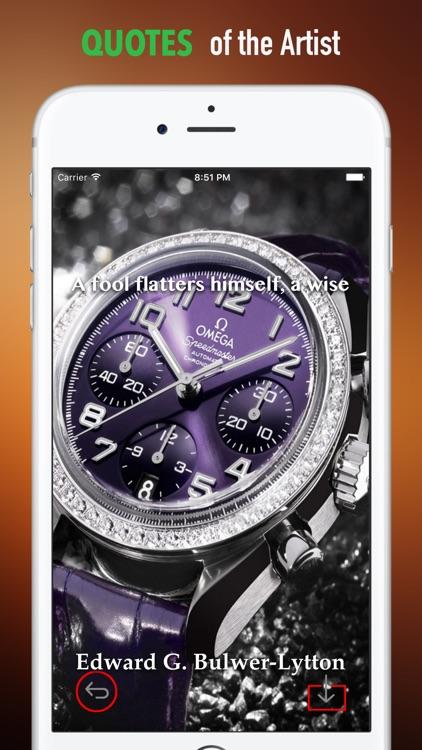 Wrist Watch Wallpapers HD: Art Pictures screenshot-3