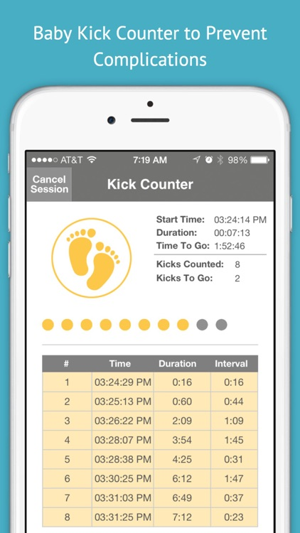 Pregnancy Due Date & Fertility Calculator Tools screenshot-4