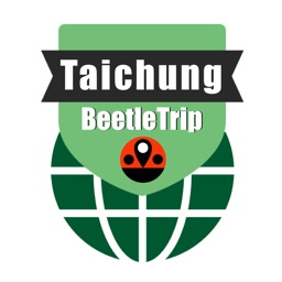 Taichung travel guide and offline city map, Beetletrip Augmented Reality Taiwan Metro Train and Walks