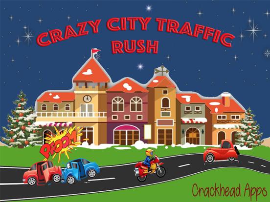 Crazy City Traffic Simulator screenshot 5