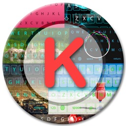 Color Keyboard Studio - Colorful Keyboard Themes Stylish Cute Keyboard Skins
