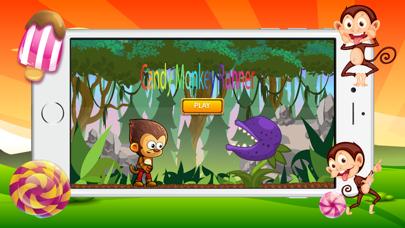 フルーツキャンディサルジュニア動物は子供のためのランナーのスクリーンショット2