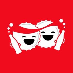 Coke Stickers