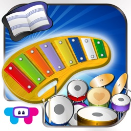 Music Sparkles – Musical Instruments Collection