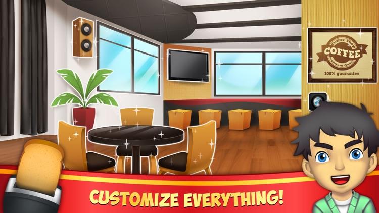 My Coffee Shop - Cafeteria