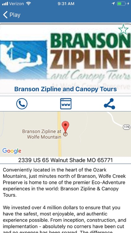 Branson Fun Guide screenshot-3