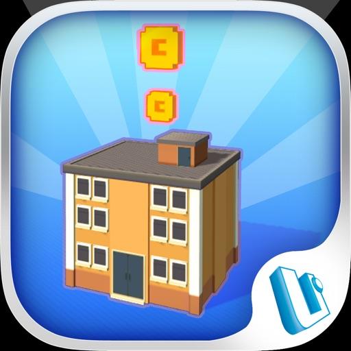 Tap City: Building genius icon