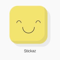 Square Emotions Stickaz