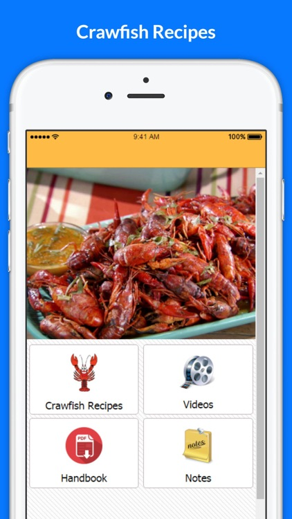 A+ Crawfish Recipes screenshot-1
