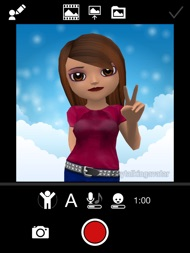 My Talking Avatar Lite ipad images