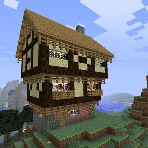 House Ideas Guide For Minecraft