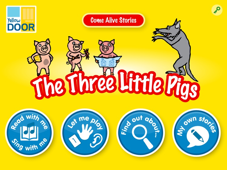 The Three Little Pigs – Come Alive Stories