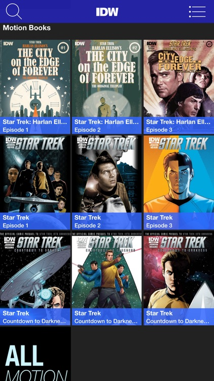 Star Trek Comics screenshot-3