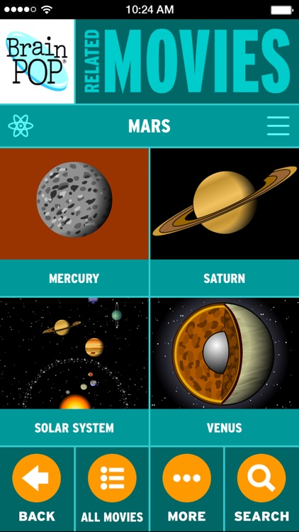 BrainPOP Featured Movie screenshot-3