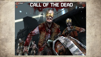Screenshot for Call of Duty: Black Ops Zombies in Lebanon App Store