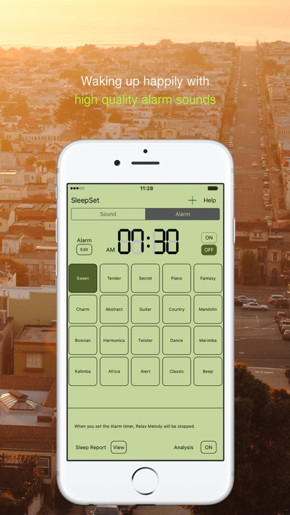 SleepSet - healthy sleep consultant screenshot-4