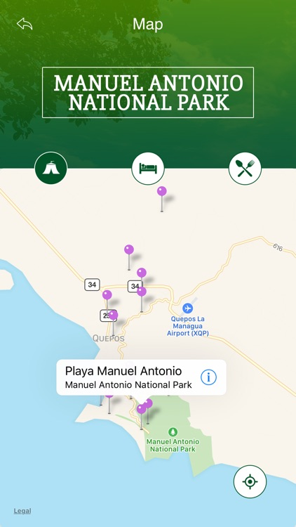 Manuel Antonio National Park Travel Guide screenshot-3