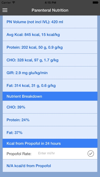 NutriPad screenshot-3