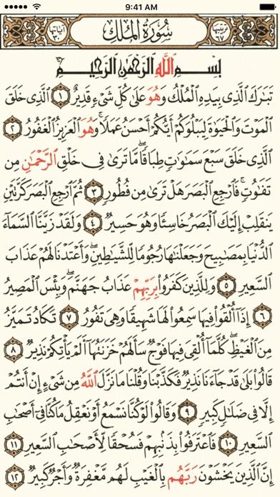 القرآن الكريم كاملا بدون انترنت Screenshot 1