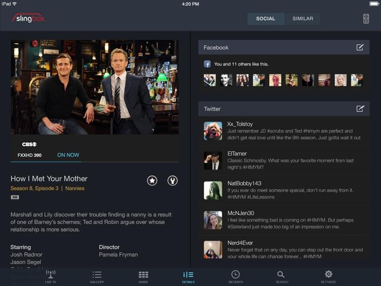 SlingPlayer for iPad screenshot-3