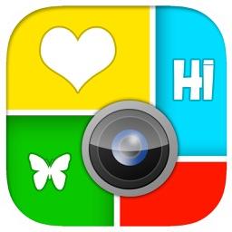 Love Photo Collage Maker